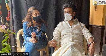 Rajinikanth's Annaatthe Shooting Updates Are Out