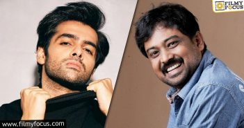 Ram Pothineni's 19th Film Announced