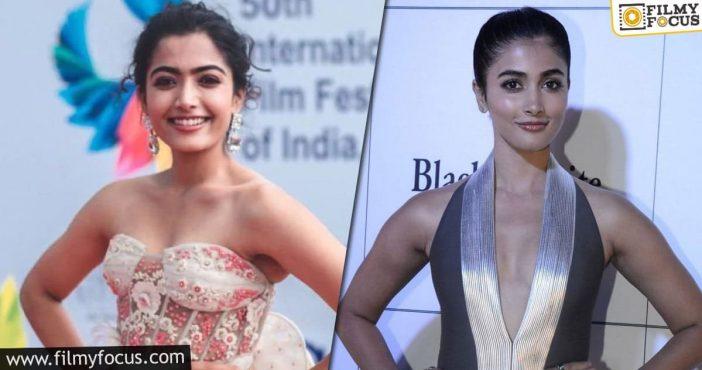 Rashmika To Replace Pooja Hegde In A Biggie