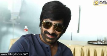 Ravi Teja To Play A Dual Role In His 68th Movie
