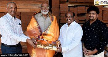 Senior Producer Chadalavada Srinivasarao Launched Mass Masala Song From Dance Raja Dance
