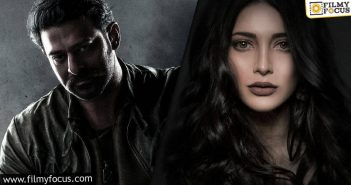 Shruti Haasan Joins The Shooting Of Salaar
