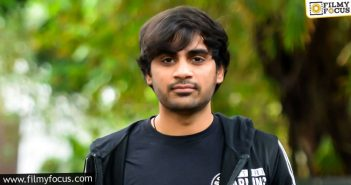 Sujeeth Working On A Pan India Action Thriller
