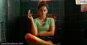 Taapsee Pannu's First Look From Loop Lapeta Out