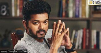 Top Production House Pays Hefty Advance For Vijay's Bilingual