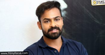 Vaisshnav Tej Confirms His Third Project