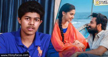 Vijay Son's Debut With Sensational Uppena Remake