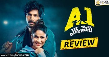 A1 Express Movie Review Eng
