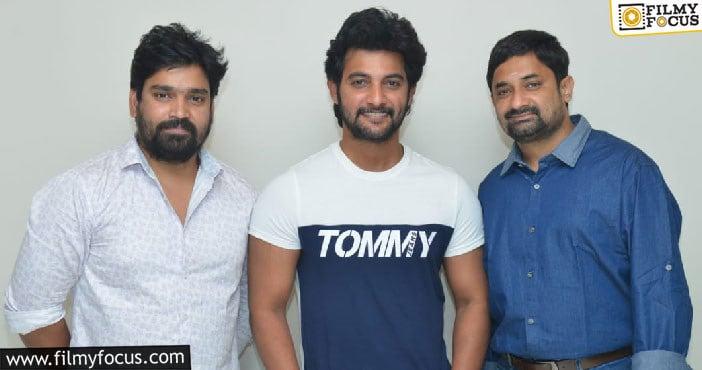 Aadi Sai Kumar, Bhaskar Bantupalli, Shikara Creations To Begin From Ugadi