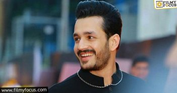 Akhil's Next Film To Hit The Floors Very Soon