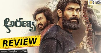 Aranya Movie Review Eng