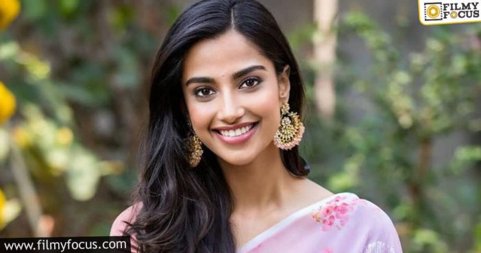 Before Her Debut Release, Meenakshi Signs Two More Films