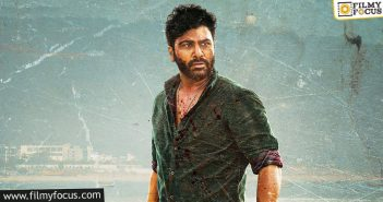 Maha Samudram Sharwanand Fl Outstanding Is The Word
