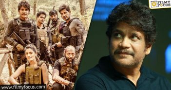 Nagarjuna About Change In Wild Dog's Release Plans