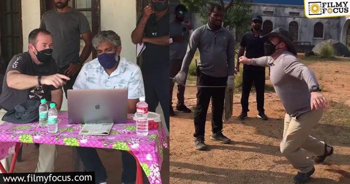 Radhe Shyam Movie Technicians For Rrr Movie1