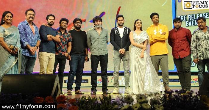 Rang De Will Be Colourful Like Rainbow – Director Trivikram