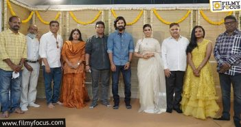 Samantha's Shaakunthalam Officially Launched