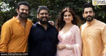Sita, Lakshman Confirmed For Adi Purush1