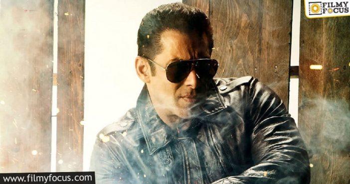 Superb Deal Closed For Salman Khan's Radhe