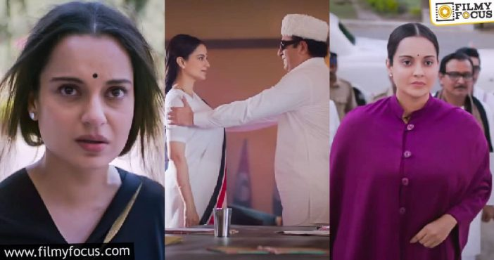 Thalaivi Trailer A Complete Biopic On Amma