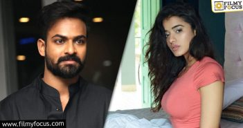 Vaishnav Tej To Romance Kethika Sharma In His Next