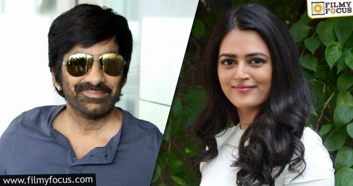 Young Bollywood Beauty To Pair Up With Ravi Teja