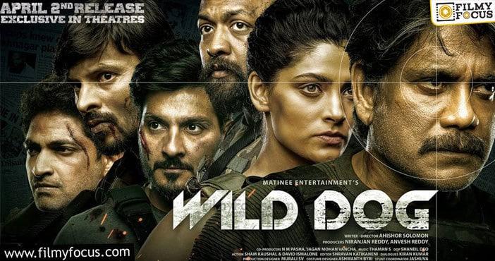1.wild Dog