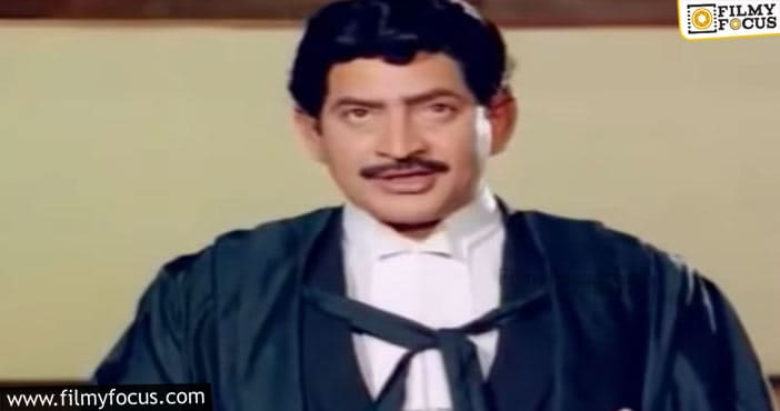12 Tollywood Heroes Who Mesmerized The Audiences In Lawyer Roles (3)