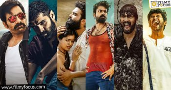 2021 Tollywood First Quarter Review