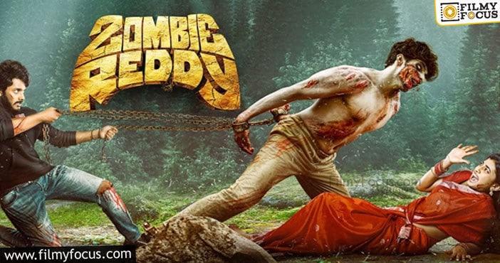 Zombie Reddy Movie Telugu
