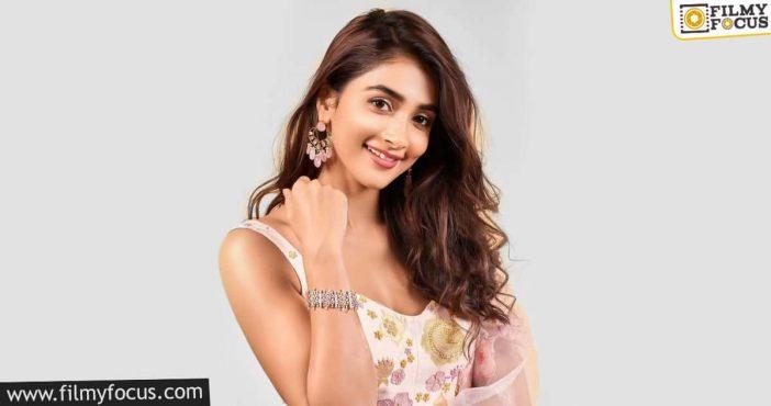 Acharya Update Pooja Hegde Wraps Up Her Part