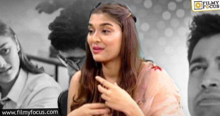 Actor's Performance Should Do The Work Saiee Manjrekar