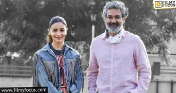 Alia Bhatt Keen To Complete Rrr First