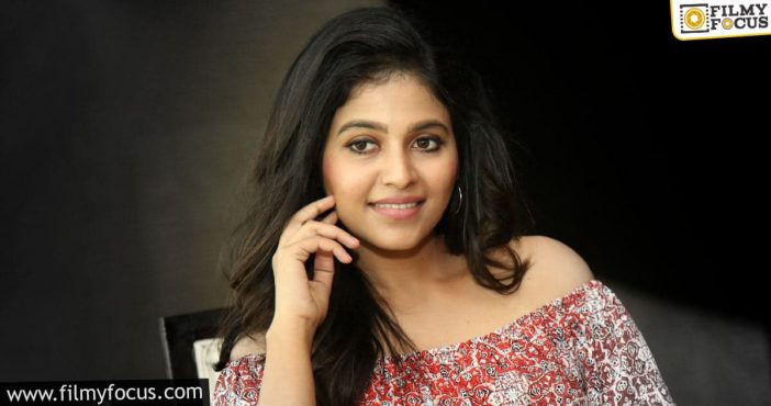 Anjali Is Happy With The Work She Is Getting