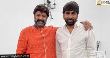 Balakrishna, Gopichand Malineni Film To Be Delayed Than Expected