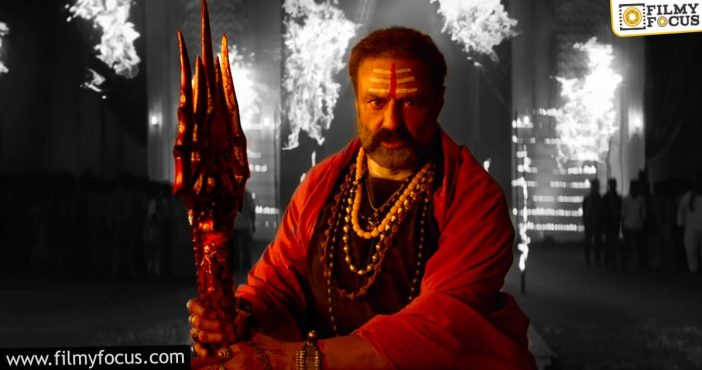 Balayya Roars; Akhanda Teaser Clocks 50 Million Views