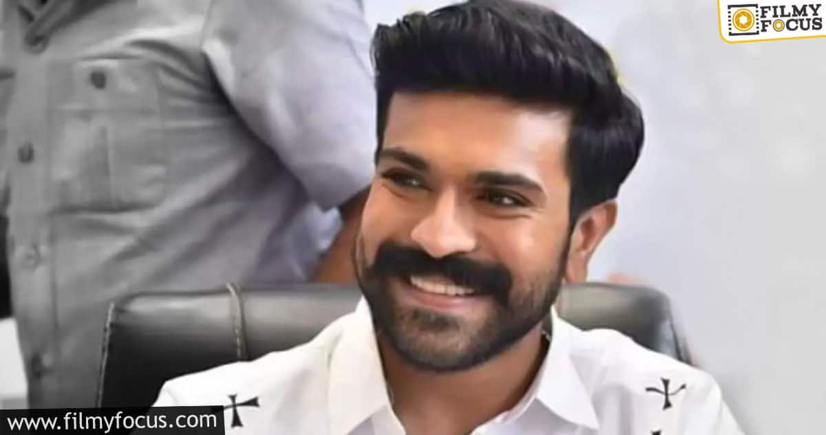 Big Buzz Ram Charan In Talks With This Superstar For His Next