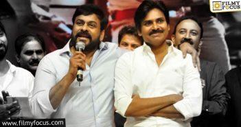 Chiranjeevi Heaps Praises On Pawan Kalyan And Vakeel Saab Team