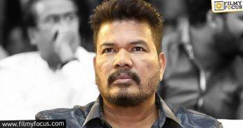 D Day Ahead For Shankar; Mega Fans In Worry