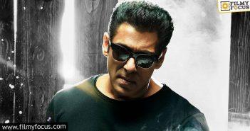 Daring Step By Salman Khan For Radhe