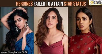 Despite Captivating Looks, These Heroines Failed To Attain Star Status