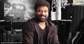 Devi Sri Prasad Charging Huge For Ram's Next