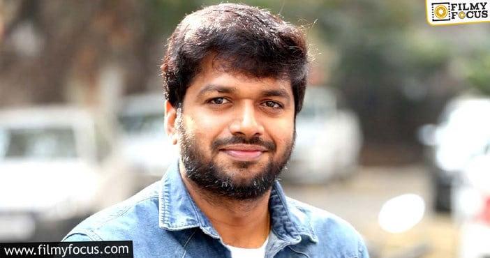 Director Anil Ravipudi Tested Negative For Covid 19