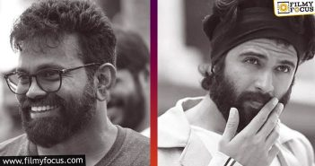 Director Sukumar And Hero Vijay Deverakonda Film As Per Schedule
