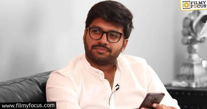 Disappointed Anil Ravipudi Approaches This Senior Hero