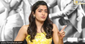 For Every Film, I Chose Different Characters, Says Rashmika Mandanna