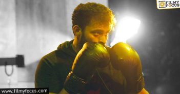 Ghani Varun Tej Took The Gloves Off