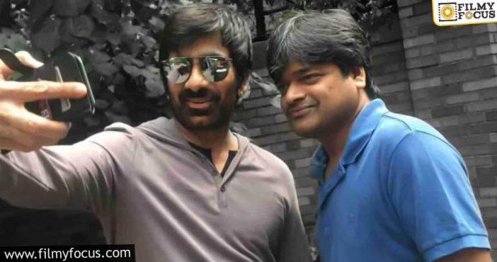 Harish Shankar To Do A Movie With Ravi Teja