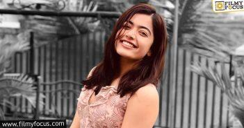 Has Rashmika Given Her Nod To Ram Charan Shankar's Movie