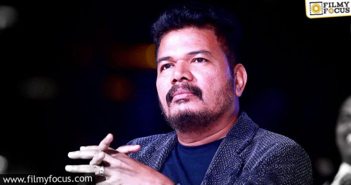 Lyca Productions Reveal The Remuneration Of Shankar